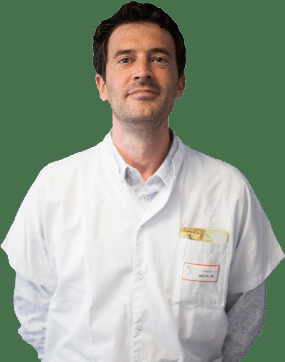 Photo Dr Brice Viard, Chirurgien Orthopédique à Dijon retaillé